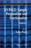 2D Page : Sample Preparation and Fractionation, Posch, Anton, 1588297225