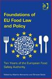New Directions in Eu Food Law and Policy : Ten Years of European Food Safety Authority, Alemanno, Alberto and Gabbi, Simone, 1409467228