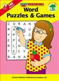 Word Puzzles and Games, Grades K - 1, , 0887247237