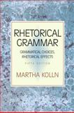 Rhetorical Grammar 5th Edition