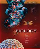Biology, Raven, Peter H. and Johnson, George, 0073337234