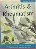 Arthritis and Rheumatism, Jill Wright, 1857037235