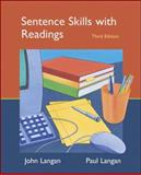 Sentence Skills with Readings, Langan, John, 007301723X