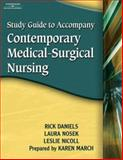 Contemporary Medical-Surgical Nursing, Daniels, Rick and Nosek, Laura, 1401837239