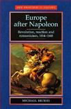 Europe after Napoleon, Broers, Michael and Broers, 0719047234