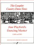 Complete Country Dance Tunes, John Playford, 0571507239