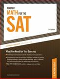 Master Math for the SAT, Peterson's, 0768927234