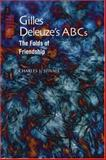 Gilles Deleuze's ABCs : The Folds of Friendship, Stivale, Charles J., 0801887232