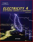 Electricity 4 : AC/DC Motors, Controls and Maintenance, Keljik, Jeff, 1401897231