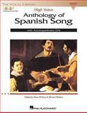 Anthology of Spanish Song, , 1480367249