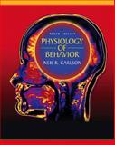 Physiology of Behavior, Neil R. Carlson and Charles S. Carver, 0205467245