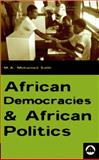 African Democracies and African Politics 9780745317243