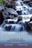 Effective Writing, May, Claire B. and May, Gordon S., 0132567245