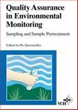Quality Assurance in Environmental Monitoring : Sampling and Sample Pretreatment, , 3527287248