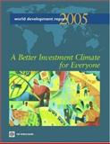 World Development Report 2005 : A Better Investment Climate for Everyone, World Bank Staff, 0821357247