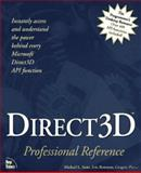 Direct 3D Professional Reference, Stein, Michael, 1562057251