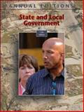 Annual Editions : State and Local Government, Stinebrickner, Bruce, 0073397253