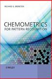 Chemometrics for Pattern Recognition, Brereton, Richard G. and Brereton, Richard, 0470987251