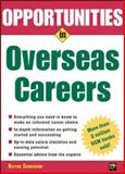 Opportunities in Overseas Careers, Blythe Camenson, 0071437258