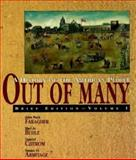 Out of Many : A History of the American People, Faragher, John Mack, 0135647258
