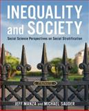 Readings on Social Inequality to Accompany Inequalities and Societies, Manza, Jeff, 0393977250