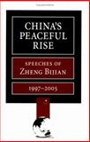 China's Peaceful Rise 9780815797258