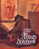 An Artists Notebook, Chaet, Bernard, 0030407265