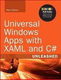 Universal Windows Apps with XAML and C# Unleashed, Nathan, Adam, 0672337266