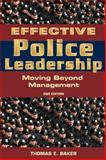Effective Police Leadership 9781932777260
