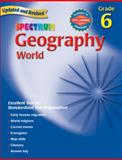 Geography - The World, Grade 6, Carson-Dellosa Publishing Staff and Spectrum Staff, 0769687261