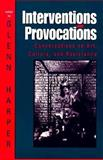 Interventions and Provocations : Conversations on Art, Culture, and Resistance, , 0791437264