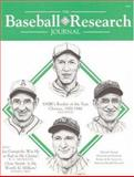The Baseball Research Journal, Society for American Baseball Research (SABR), 0910137269