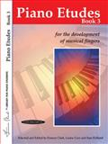 Piano Etudes for the Development of Musical Fingers, Bk 3, Frances Clark and Louise Goss, 0913277266