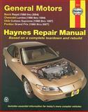 General Motors Buick Regal, Chevrolet Lumina,Olds Cutlass Supreme,Pontiac Grand Prix, 1988-2007, , 1563927268
