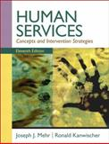 Human Services : Concepts and Intervention Strategies, Mehr, Joseph J. and Kanwischer, Ronald, 0205787266