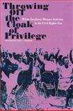 Throwing off the Cloak of Privilege 9780813027265