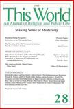 Making Sense of Modernity, , 1560007265