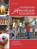 Foundations of American Education 9780137157266