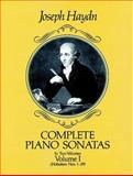 Complete Piano Sonatas, Joseph Haydn, 0486247260