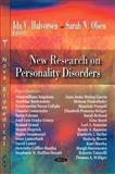 New Research on Personality Disorders, , 1604567260