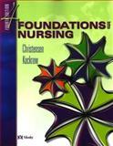 Foundations of Nursing 9780323017268