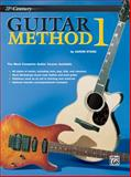 21st Century Guitar Method, Aaron Stang, 089898727X