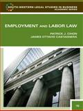 Employment and Labor Law, Cihon, Patrick J. and Castagnera, James Ottavio, 1439037272