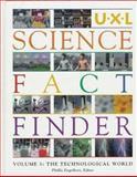 UXL Science Fact Finder, , 078761727X