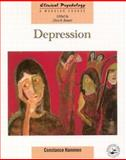 Depression, Hammen, Constance L. and Watkins, Edward, 0863777279