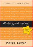 Write Great Essays!, Levin, Peter, 0335237274