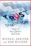 The Trust Dimension, Michael Annison and Dan Wilford, 149217727X