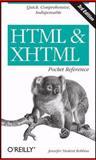HTML and XHTML Pocket Reference, Robbins, Jennifer Niederst, 0596527276
