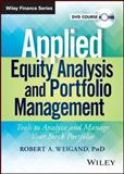 Applied Equity Analysis Video Course, Weigand, Robert A., 1118797272