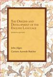 The Origins and Development of English Language, Algeo, John and Butcher, Carmen A., 1133307272